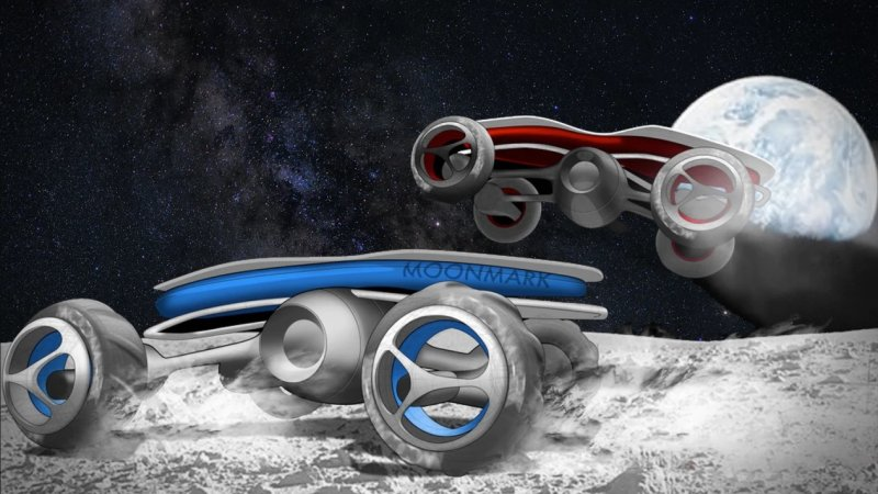 High school students will race remote-controlled cars on the moon in 2021
