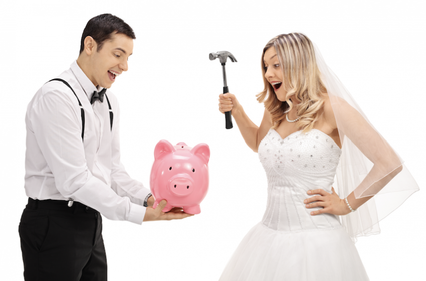 Love may not cost a thing, but weddings do: 7 tips to help you save – Credit Sesame