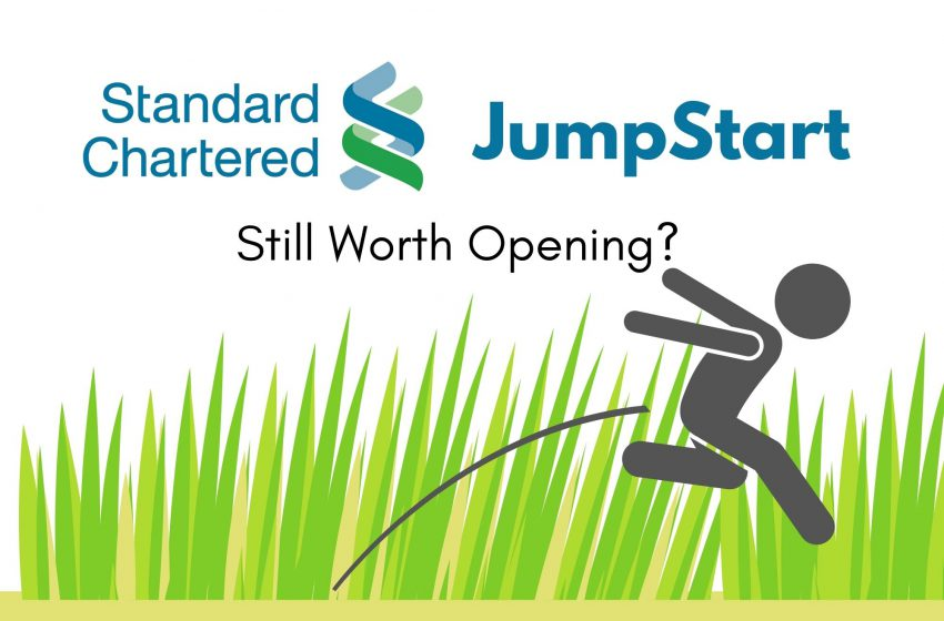 Standard Chartered JumpStart: Could it be Still Worth Opening This Checking account For college students And Fresh Graduates?