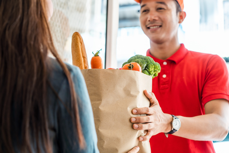 Helpful information on Food Banks and Groceries
