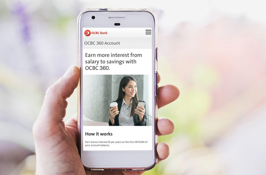 OCBC 360 Account – Here's The best way to Maximise The Interest You get On This Checking account