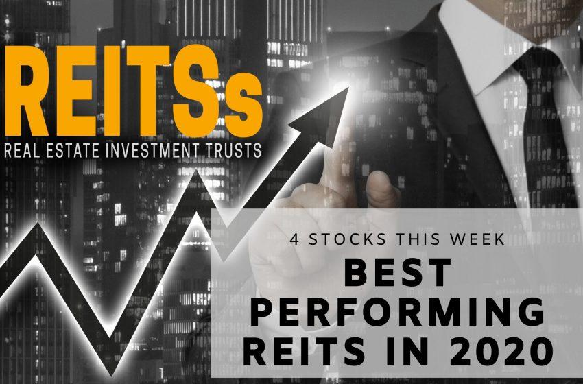 4 Best Performing REITs In 2021 [18 Dec 2021] KDC REIT (SGX: AJBU); FLCT (SGX: BUOU); PLife REIT (SGX: C2PU); MLT (SGX: M44U)