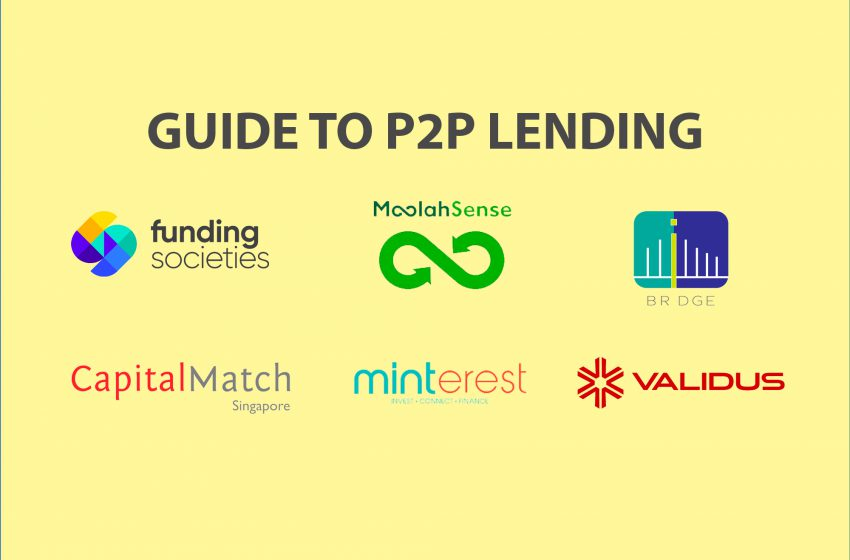What Is P2P Lending And just how Can You Invest In P2P Loans In Singapore