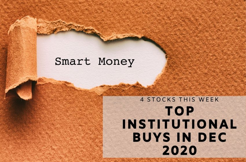 4 Stocks Institutional Investors Bought In Dec 2021 (And How They Did In Jan 2021) CapitaLand; CICT; OCBC; Wilmar