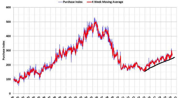 Housing 2021 recap: Demographics popped the housing bubble boys