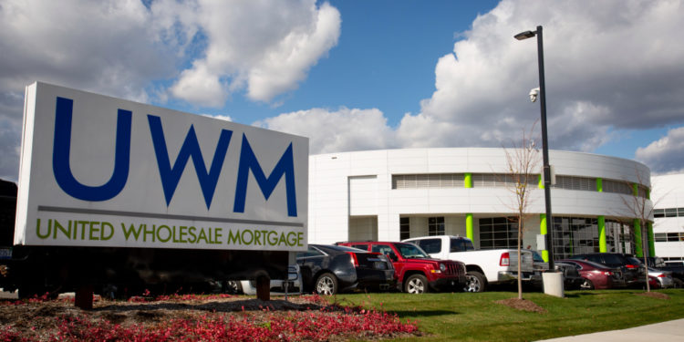 Three brokers go to struggle with United Wholesale Mortgage