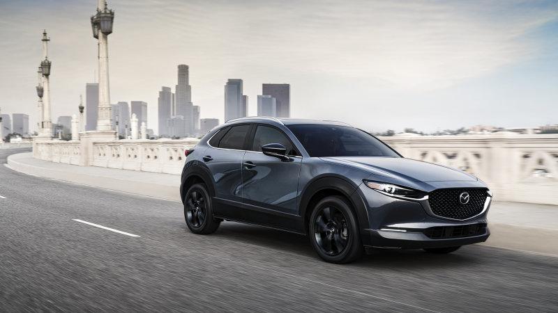 2021 Mazda CX-30 2.5 Turbo starts at $31,000